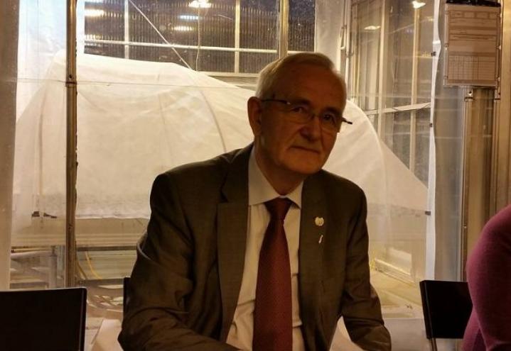 Professor Hans Ragnar Gislerød pensjonerer seg