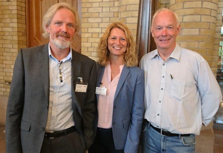 Konstruktivt møte med Per Olaf Lundteigen (Sp)