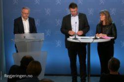 Statens forhandlingsutvalg om grøntsektoren i årets jordbruksforhandlinger.