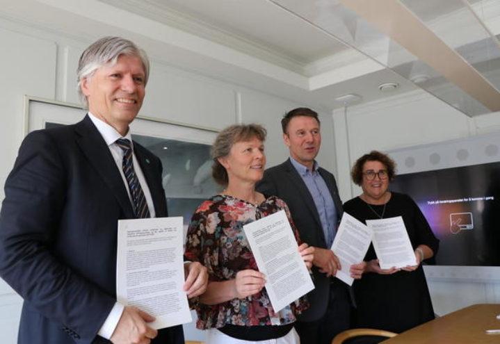 Inngår klimaavtale for jordbruket