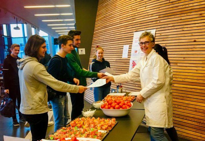 Vi velger norske tomater fremfor importerte