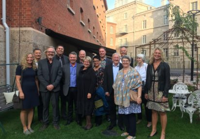 Nettverksbygging over landegrensene – Nordisk møte i Finland