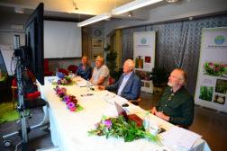 Gartnerforbundets første digitale årsmøte gjennomført
