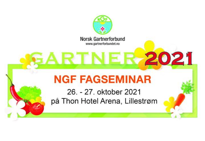 Årets store fagseminar GARTNER 2021